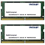 Patriot SO-DIMM KIT 16 GB DDR4 2400 MHz CL17 Signature Line - Operačná pamäť