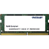 Patriot SO-DIMM 8 GB DDR4 2666 MHz CL19 Signature Line - Operačná pamäť