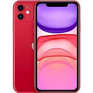 iPhone 11 64 GB červená - Mobilný telefón