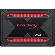 HyperX FURY SSD 240 GB RGB Upgrade Bundle Kit - SSD disk