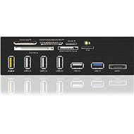ICY BOX 867-B - Predný panel