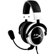 HyperX Cloud Gaming Headset biele - Herné slúchadlá