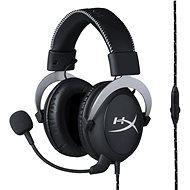 HyperX Cloud Gaming Headset strieborná - Herné slúchadlá