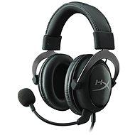 HyperX Cloud II Headset Gunmetal Grey - Herné slúchadlá