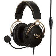 HyperX Cloud Alpha – Gold