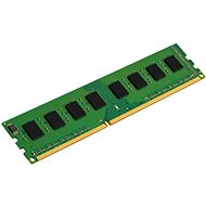 Kingston 4 GB DDR3 1600 MHz Single Rank - Operačná pamäť