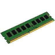 Kingston 8 GB DDR3 1333 MHz Single Rank - Operačná pamäť