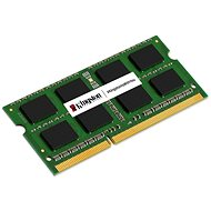 Kingston SO-DIMM 4 GB DDR3 1600 MHz CL11 - Operačná pamäť