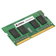 Kingston SO-DIMM 4 GB DDR3 1600 MHz Single Rank - Operačná pamäť