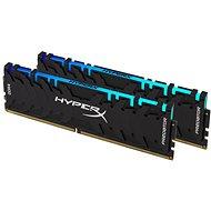 HyperX 16 GB KIT 3200 MHz DDR4 CL16 Predator RGB - Operačná pamäť