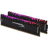 HyperX 16 GB Kit DDR4 3000 MHz CL15 XMP RGB Predator