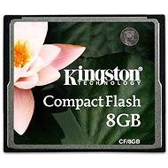 Kingston Compact Flash 8GB - Pamäťová karta