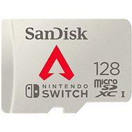 SanDisk MicroSDXC 128 GB Nintendo Switch Apex Legends