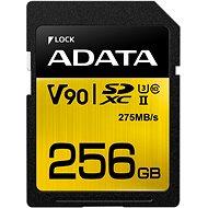 ADATA Premier ONE SDXC 256 GB UHS-II U3 Class 10 - Pamäťová karta