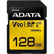 ADATA Premier ONE SDXC 128 GB UHS-II U3 Class 10 - Pamäťová karta