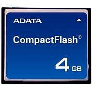 ADATA Compact Flash Industrial SLC 4GB, bulk - Pamäťová karta