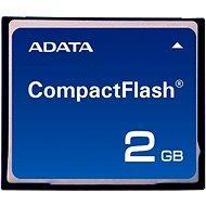 ADATA Compact Flash Industrial SLC 2GB, bulk - Pamäťová karta