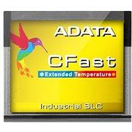 ADATA Compact Flash CFast Industrial SLC 4GB, bulk