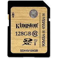 Kingston SDXC 128 GB UHS-I Class 10 - Pamäťová karta