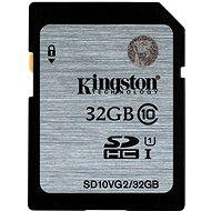 Kingston SDHC 32 GB Class 10 UHS-I - Pamäťová karta
