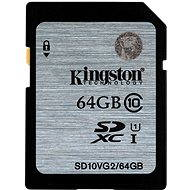 Kingston SDXC 64 GB Class 10 UHS-I - Pamäťová karta