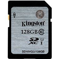 Kingston SDXC 128 GB Class 10 UHS-I - Pamäťová karta