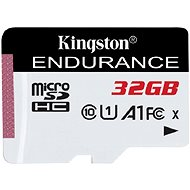 Kingston Endurance micro SDXC 32GB A1 UHS-I C10