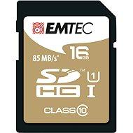 EMTEC SDHC 16GB Gold Plus Class 10 - Pamäťová karta