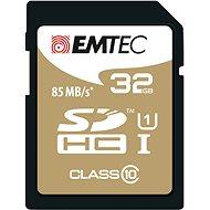 EMTEC SDHC 32GB Gold Plus Class 10 - Pamäťová karta