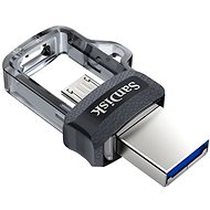 SanDisk Ultra Dual USB Drive m3.0 256 GB - Flash disk