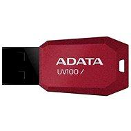 ADATA UV100 8 GB červený - USB kľúč