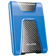 """ADATA HD650 HDD 2,5"""" 2 TB modrý 3.1 - Externý disk"""