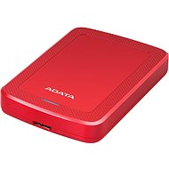 """ADATA HV300 externý HDD 4 TB 2,5"""" USB 3.1, červený - Externý disk"""