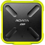 ADATA SD700 SSD 256 GB žltý - Externý disk