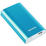 ADATA A10050QC Power Bank 10 050 mAh modrý - Power Bank
