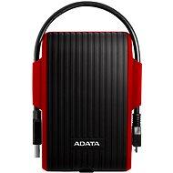 "ADATA HD725 HDD 2,5"" 2 TB červený - Externý disk"