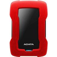 "ADATA HD330 HDD 2,5"" 4 TB červený - Externý disk"