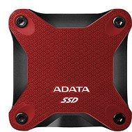 ADATA SD600Q SSD 240GB červený - Externý disk