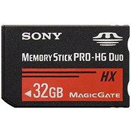 Sony Memory Stick PRO-HG Duo HX 32GB - Pamäťová karta