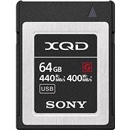 Sony XQD 64 GB - Pamäťová karta