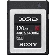 Sony XQD 120GB - Pamäťová karta