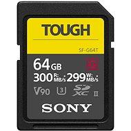 Sony Tough Professional SDXC 64GB - Pamäťová karta