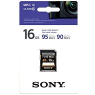 Sony SDHC 16 GB Class 10 Pro - Pamäťová karta
