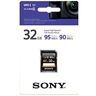 Sony SDHC 32GB Class 10 Pro - Pamäťová karta