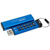 Kingston DataTraveler 2000 8 GB - Flash disk