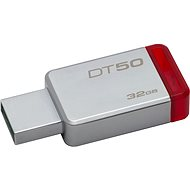 Kingston DataTraveler 50 32 GB - Flash disk