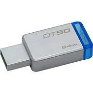 Kingston DataTraveler 50 64 GB - USB kľúč