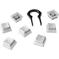 HyperX Pudding Keycaps Full Key Set, white - Príslušenstvo