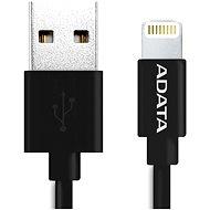 ADATA Lightning MFi 1m Black - Dátový kábel