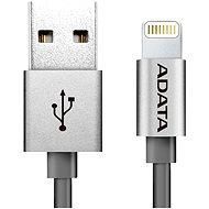 ADATA Lightning PFI 1m titánový - Dátový kábel